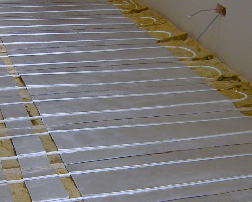 underfloor heating totally sustainable south wales
